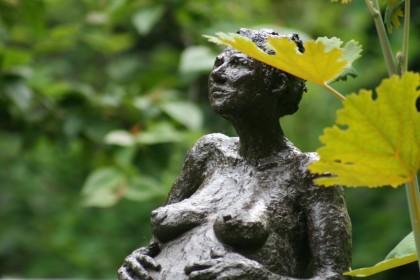 Beeld Zwangere Vrouw - Jan de Haas